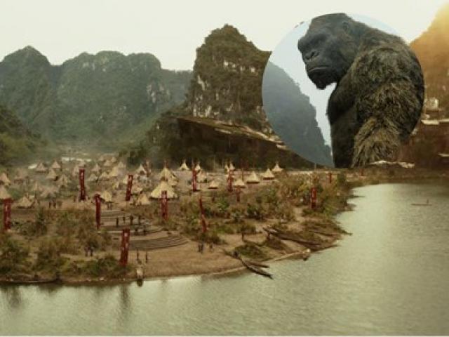 """Những kỳ quan Việt Nam xuyên suốt siêu phẩm """"Kong"""""""