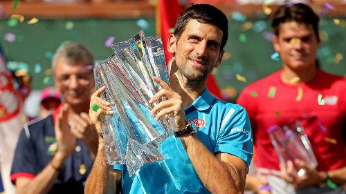 Tennis Indian Wells: Núi khó khăn chờ Djokovic, Federer