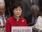 Nữ tổng thống đầu tiên của Hàn Quốc bị phế truất