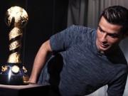 Ronaldo  mê tín , mơ vô địch Confed Cup  & amp; World Cup