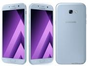 Samsung Galaxy A7 (2017) có thời lượng pin tốt nhất dòng A