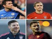 Alonso, Totti, Lahm giã từ sân cỏ: Lời chia tay nghẹn đắng
