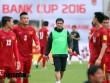"""BXH FIFA tháng 3: Việt Nam vững vàng, Myanmar tụt  """" thảm """""""