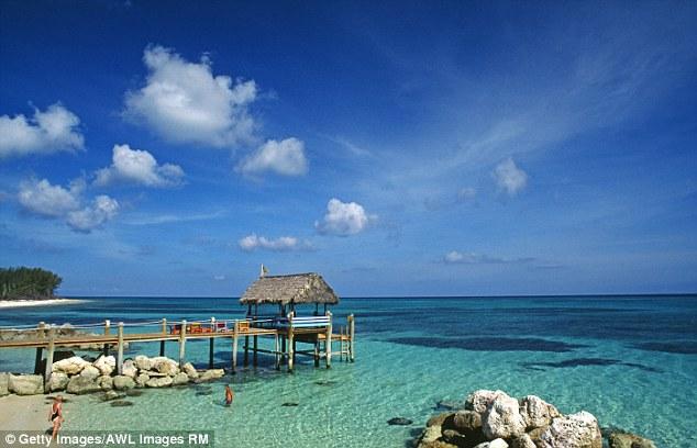 Bahamas hòn đảo của nắng và người nổi tiếng - 1