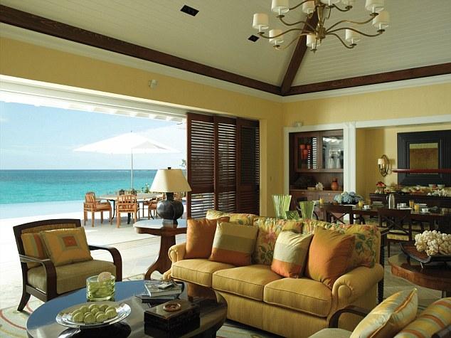 Bahamas hòn đảo của nắng và người nổi tiếng - 3