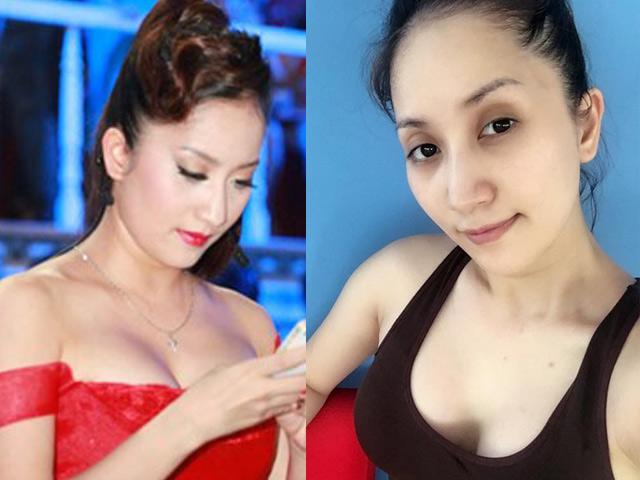 Ở với chồng kém 12 tuổi, Khánh Thi ngày càng táo bạo