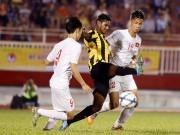 Bóng đá - Hậu vệ người Giẻ Triêng ở đội tuyển VN: Nghị lực phi thường