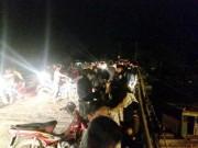 Tin tức trong ngày - Trắng đêm tìm kiếm thi thể người phụ nữ nhảy cầu tự tử