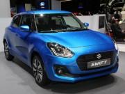 Suzuki Swift thế hệ mới ra mắt thị trường châu Âu