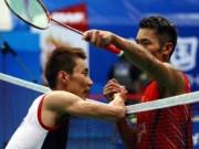 Cầu lông toàn Sao: Rung chuyển Lin Dan - Lee Chong Wei
