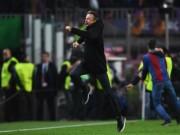 Đi vào lịch sử cúp C1, Enrique thay Wenger cứu Arsenal