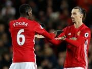 Bóng đá - MU mất Ibra đấu Chelsea: Trông cả vào Pogba