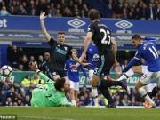 """Chi tiết Everton - West Brom: Cú đánh đầu  """" khóa sổ """"  (KT)"""