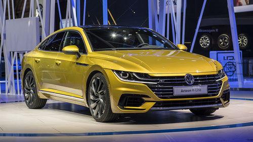 Volkswagen trình làng sedan hạng sang Arteon - 1