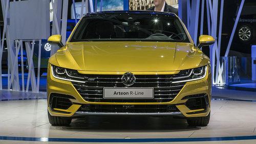 Volkswagen trình làng sedan hạng sang Arteon - 3