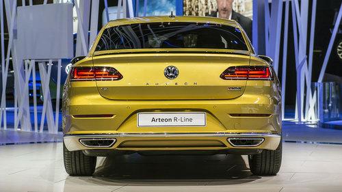 Volkswagen trình làng sedan hạng sang Arteon - 4