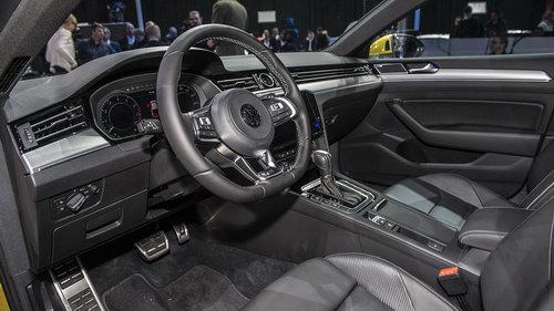 Volkswagen trình làng sedan hạng sang Arteon - 5