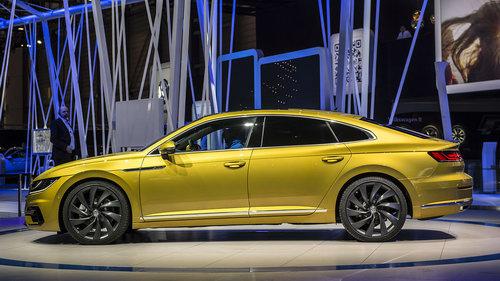 Volkswagen trình làng sedan hạng sang Arteon - 6