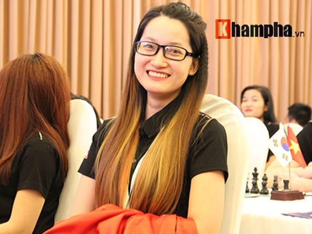 Vô địch châu Á, hoa khôi cờ vua Kim Phụng chưa vội ăn mừng - 2