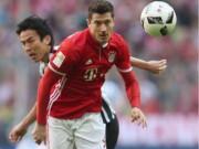 Bayern Munich - Frankfurt: Ngôi sao và cột mốc vàng