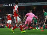 Chi tiết Arsenal - Lincoln: Vùi dập nhược tiểu (KT)