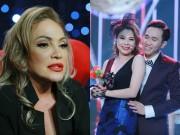 """Ca nhạc - MTV - Thanh Thảo """"cãi tay đôi"""" với đàn chị trên sóng truyền hình"""