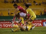 Bóng đá - Sài Gòn - SLNA: Bắn phá tưng bừng trong hiệp 1