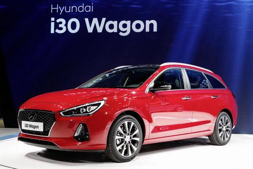 Hyundai i30 Wagon 2017 hoàn toàn mới ra mắt - 5