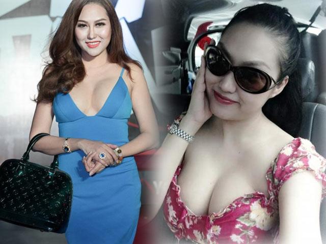 """Phi Thanh Vân mặc sexy hôn má """"trai lạ"""" phớt lờ chuyện Bảo Duy - 9"""