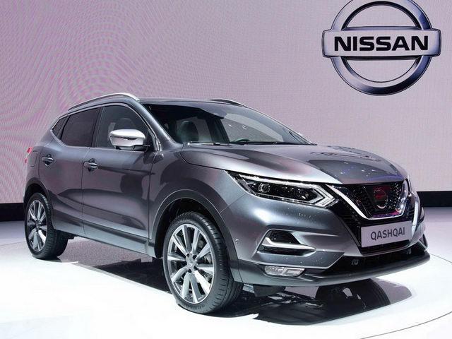 Nissan Qashqai 2018: Đối thủ nặng ký của Honda CR-V