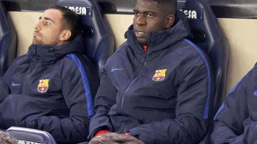 Barca thua sa��c a�Y La Liga: Messi khA?ng pha??i quan tra�?ng nha??t - 1