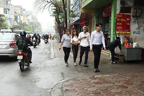 """Ngỡ ngàng đường phố HN sau 3 ngày ra quân """"dẹp"""" vỉa hè - 11"""