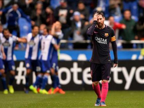 Tin HOT bóng đá tối 13/3: Barca thua Deportivo cũng…