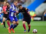 Bóng đá - Deportivo - Barcelona: Nghệ thuật phản đòn siêu hạng