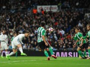Bóng đá - Real Madrid – Betis: Sai lầm & 2 cú đánh đầu đẳng cấp