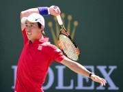 Indian Wells ngày 2: Nishikori  & amp; hạt giống tưng bừng