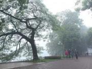 Tin tức trong ngày - Không khí lạnh sắp tăng cường, Bắc Bộ mưa phùn đến cuối tuần