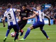Tiêu điểm V27 Liga: Barca tỉnh giấc mộng, không chiến lên ngôi