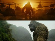 """Phim - Quê Hà Hồ đẹp khó tin trong bom tấn triệu đô """"Kong"""""""