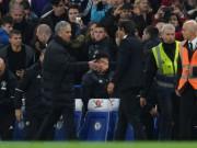 MU đấu Chelsea: Mourinho nhạo Conte  mèo mù vớ cá rán