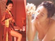 """Phim - 5 người đẹp Hoa ngữ """"một lần cởi, ngàn đời ân hận"""""""