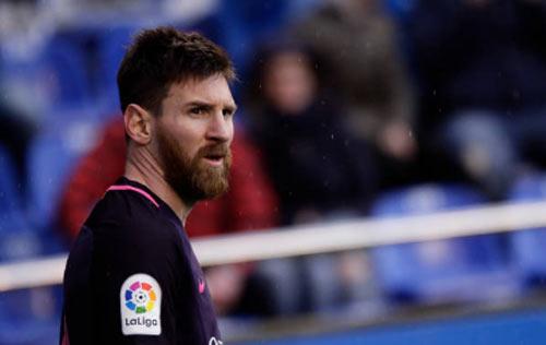Messi và cột mốc tồi tệ: Dấu hiệu xuống cấp hé lộ - 1