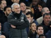 """Bóng đá - Mourinho """"đá đểu"""" trọng tài, Conte nói MU chơi bóng bầu dục"""
