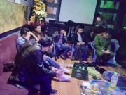 An ninh Xã hội - Bắt nhóm tổ chức sinh nhật cho kiều nữ bằng ma túy