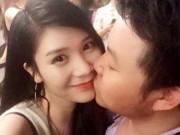 Ca nhạc - MTV - Quang Lê gây sốc khi công khai ảnh ôm hôn bạn gái 9x