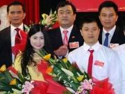 Bà Trần Vũ Quỳnh Anh thăng tiến quá thần tốc