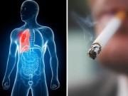Những thay đổi kì diệu của cơ thể khi bạn bỏ thuốc lá