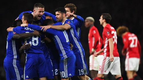 """Bất bại 12 trận, Chelsea lọt top """"ác mộng"""" của MU - 1"""