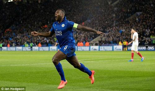 Leicester City - Sevilla: 2 bàn thắng & cái kết xúc cảm - 1