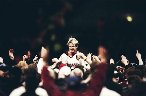 """MU & ngôi sao tranh cãi: Vì Sir Alex, Beckham """"hết cửa"""" huyền thoại (P4)"""